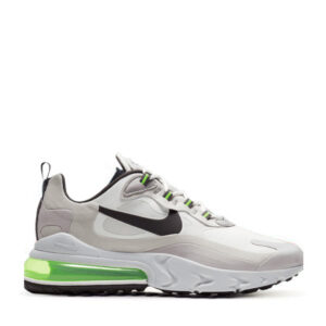 Nike Air Max 270 React 'White Grey Electric Green'